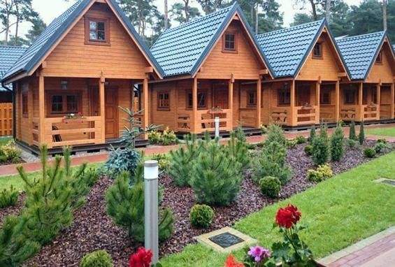 Our lodges in Miedzywodzie